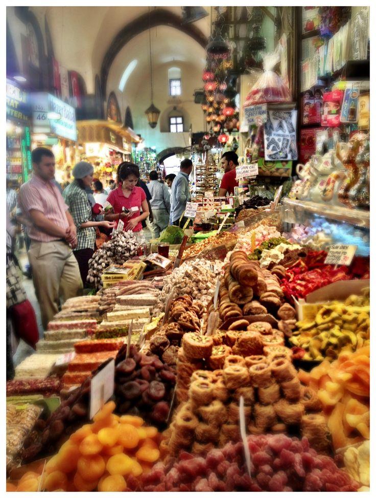 Mısır Çarşısı in İstanbul, İstanbul