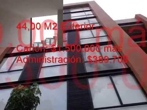 1325106 APARTAESTUDIO  CHAPINERO ALTO  EXTERIOR 44 m2