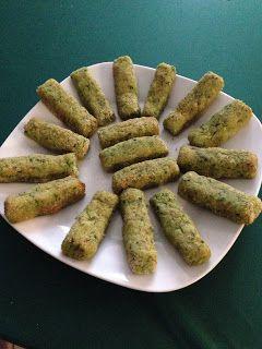 Pasticciando in cucina con il Cuisine Companion Moulinex: Bastoncini di merluzzo con verdure (No uova)
