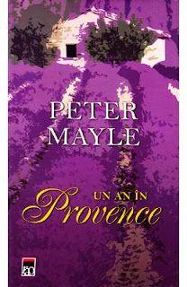 Despre nimicuri si alte fantezii: Un an in Provence