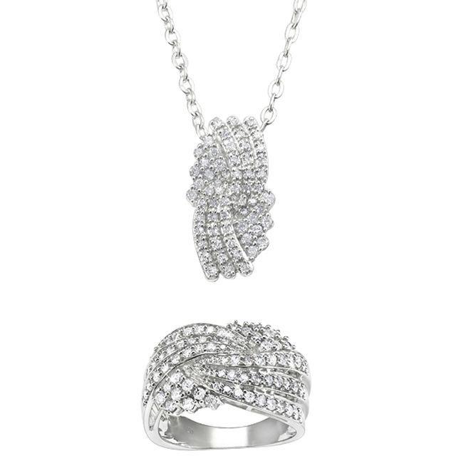 Bague or et diamant solde