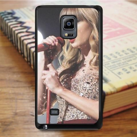 Taylor Swift Singer Red Samsung Galaxy Note 3 Case