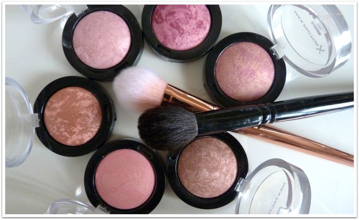 Makeup Over Mind: Review & Swatches: Max Factor Creme Puff Blush Collection