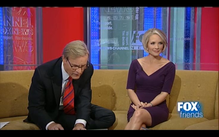 Second Week Of Nov British Morning Show And Fox News Fox -4108