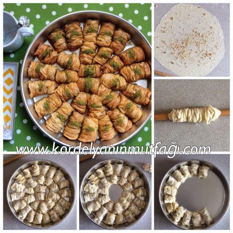 Kordelyanın mutfağı: BURMA TATLISI