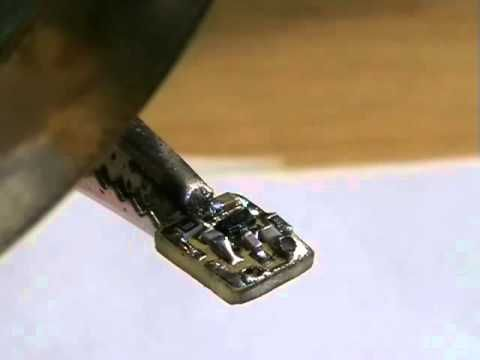 ▶ Lets build the world's smallest Surveillance Spy Bug. - YouTube