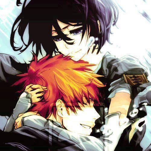 ichigo and rukia - photo #27