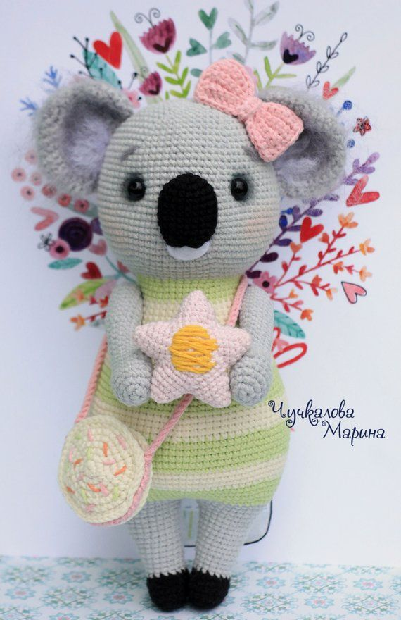 Amigurumi Plush Giraffe. Crochet pattern. Tutorial - YouTube | 880x570