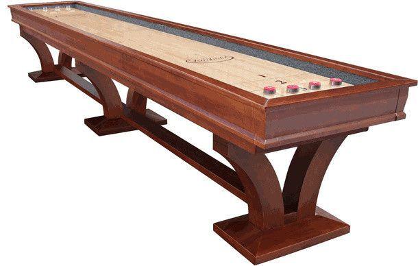 Columbia River Shuffleboard Table In 2019 Man Cave Ideas