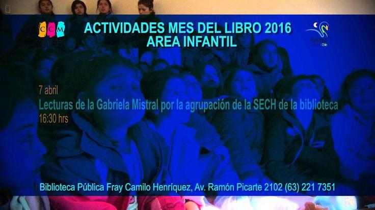 ACTIVIDADES MED DEL LIBRO 2016