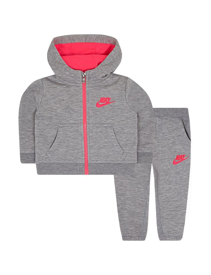Nike 2-pc. Futura Fleece Hoodie & Pants Set - Baby 12-24 Mos. | Stage Stores #babyfleecehoodie