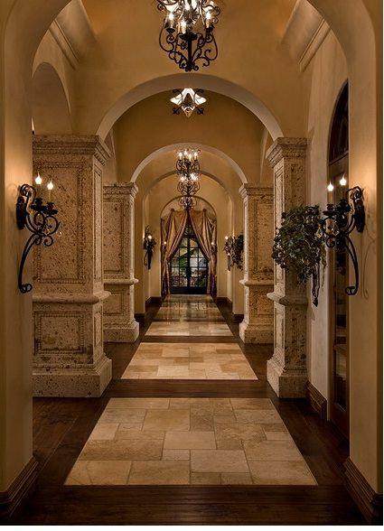 amazing hall