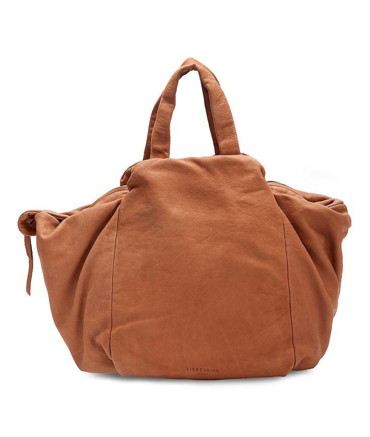Liebeskind Berlin Blair Noda Shoulder Bag Hazelnut Brown