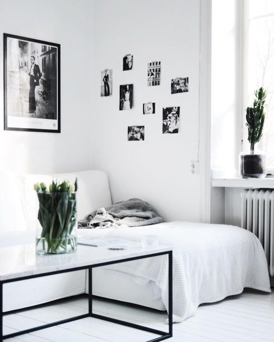 1000+ Ideas About All White Room On Pinterest