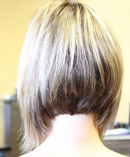 15 Layered Bob Back View | Bob Hairstyles 2015 - Short Hairstyles for Women