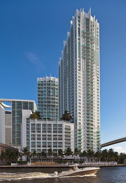 Brickell on the  Miami River (Miami, Florida)