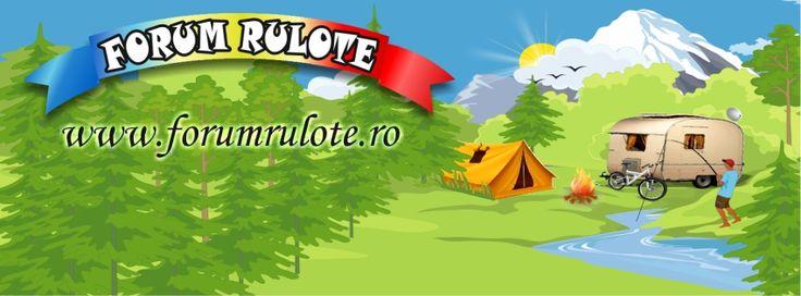 Traieste-ti viata de rulotist alaturi de Forum Rulote! Vino si tu in probabil cea mai accesata comunitate de rulotisti din Romania! www.forumrulote.ro