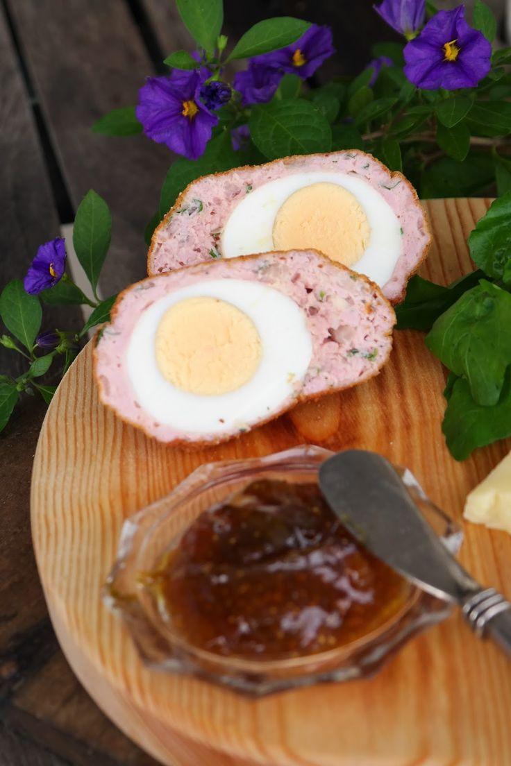 Scotch Eggs - Ovos Escoceses