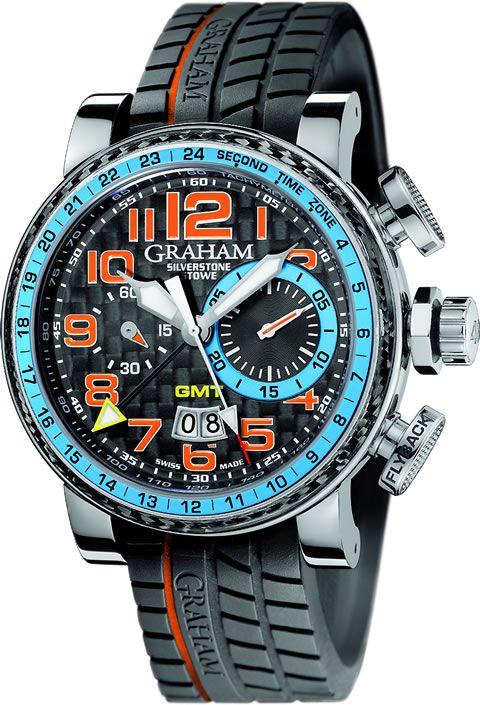 graham watches | Graham's Big Silverstone Stowe RacingAuthentic Watches, Mens Watches ...
