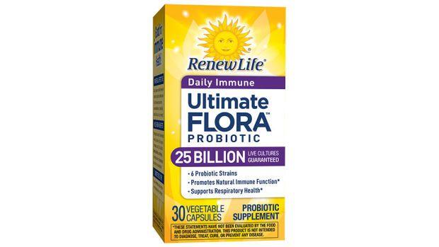 Renew Life Ultimate Flora Probiotic 25 Billion
