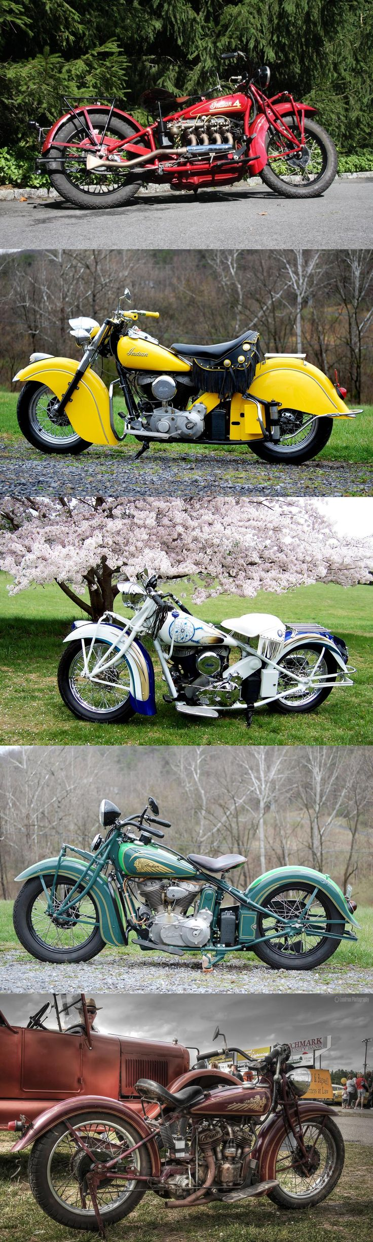 Old Indian Bike, 1930 indian four motorcycle