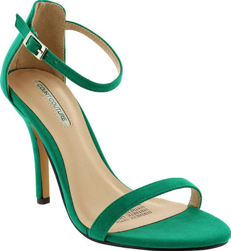 Court Couture ANYA in Green