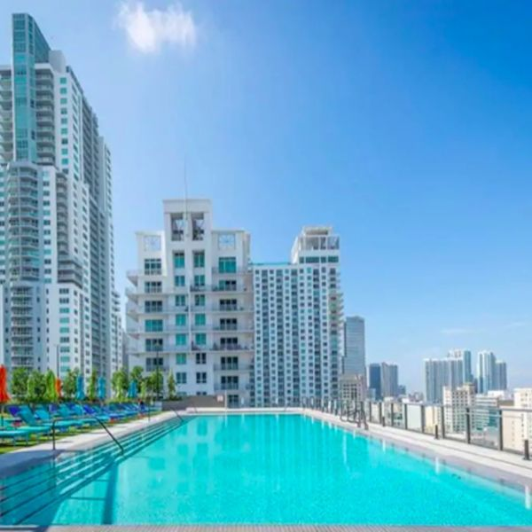 Apartments In New Orleans Downtown: Vacation Apartment In Downtown Miami