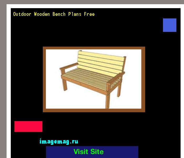 Outdoor Wooden Bench Plans Free 215952 - The Best Image Search