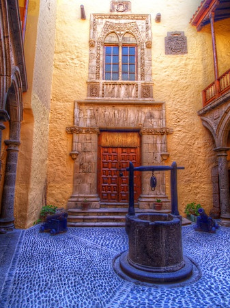 Christopher Columbus' House -  Gran Canaria. #Canarias Photography by Valerie Mellema