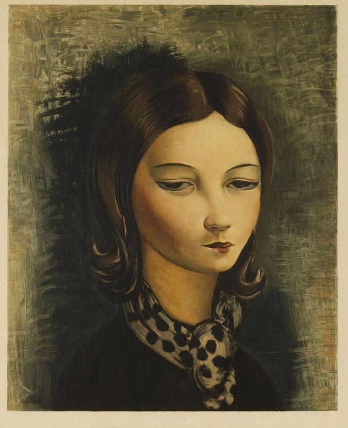 - Portret młodej kobiety