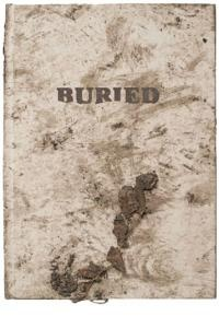 Stephen Gill - BURIED. Includes an actual polaroid that was buried.