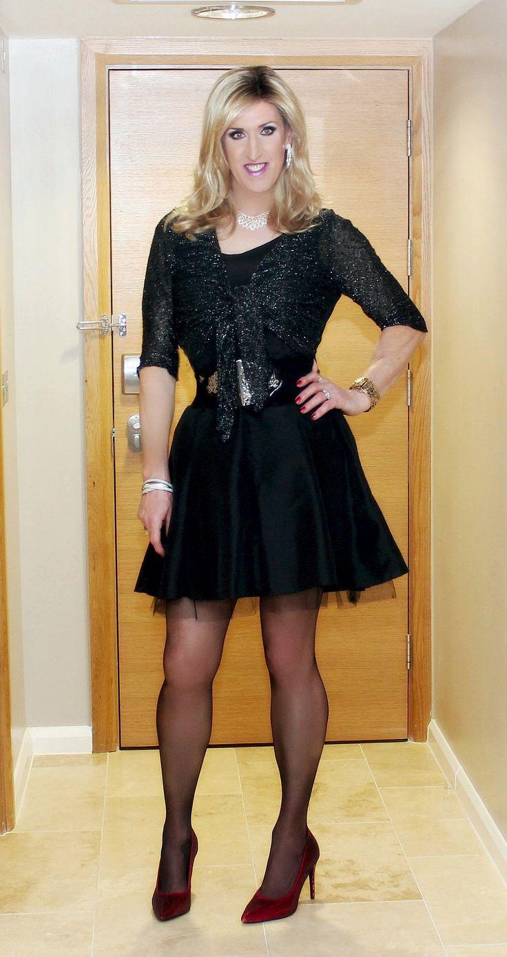 Transgender dress secrets