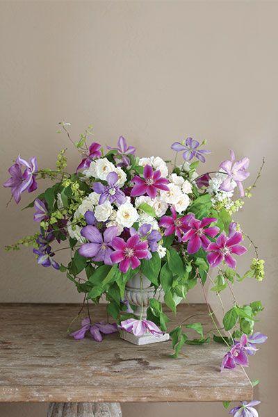Photo by @Elizabeth Messina Arrangement by Kate Holt of Flower Wild