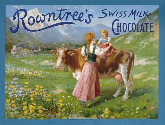Rowntree's swiss milk chocolate