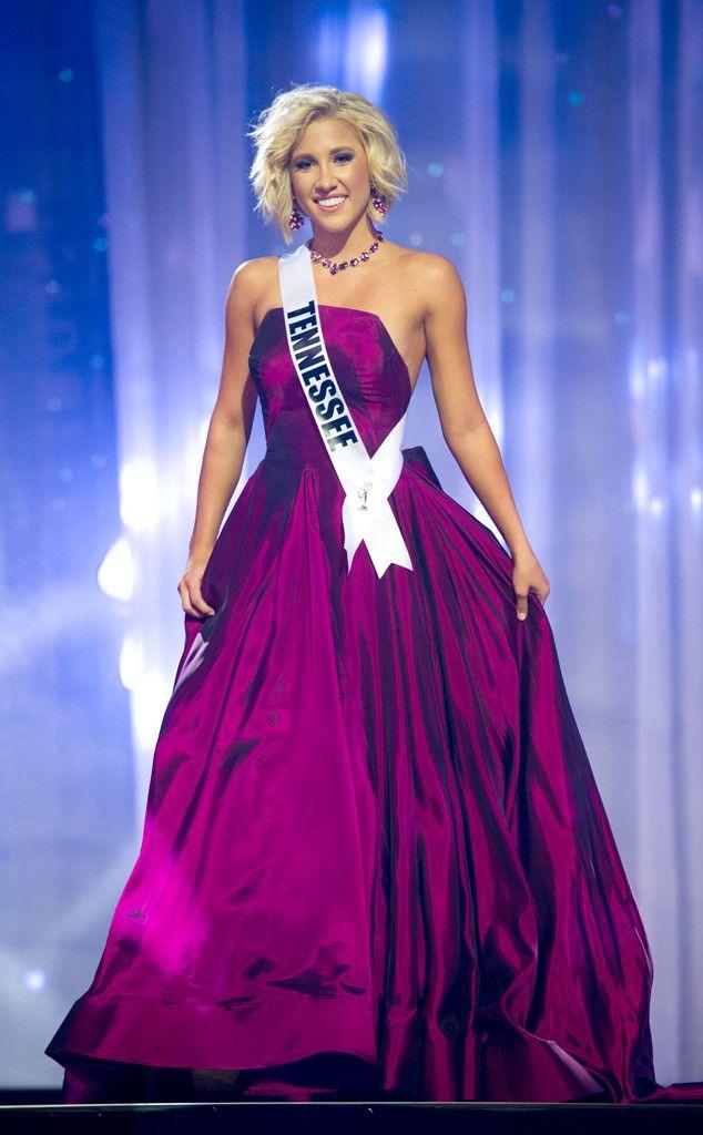 Savannah Chrisley, Miss Tennessee, Miss Teen USA 2016