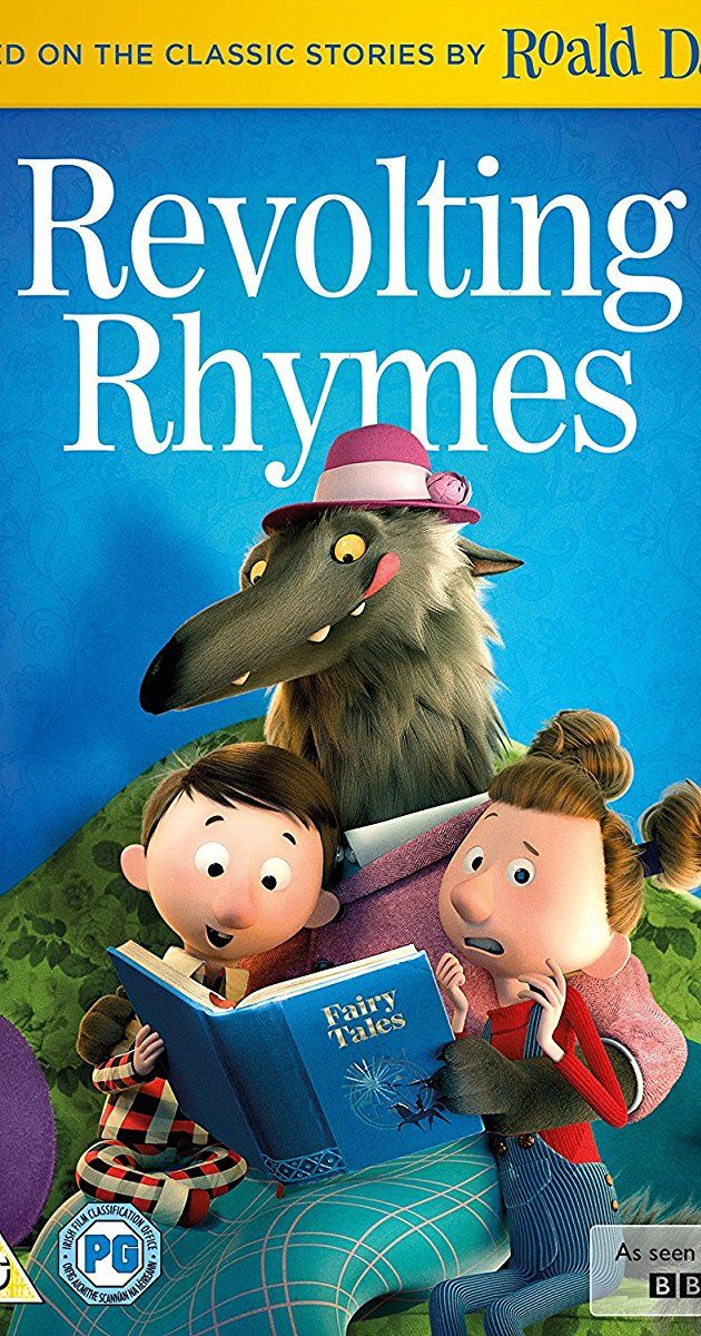 Directed by Jan Lachauer, Jakob Schuh, Bin-Han To. With Tamsin Greig, Dominic West, Rob Brydon, Bertie Carvel. Two half-hour animated films based on the much-loved rhymes written by Roald Dahl and illustrated by Quentin Blake.