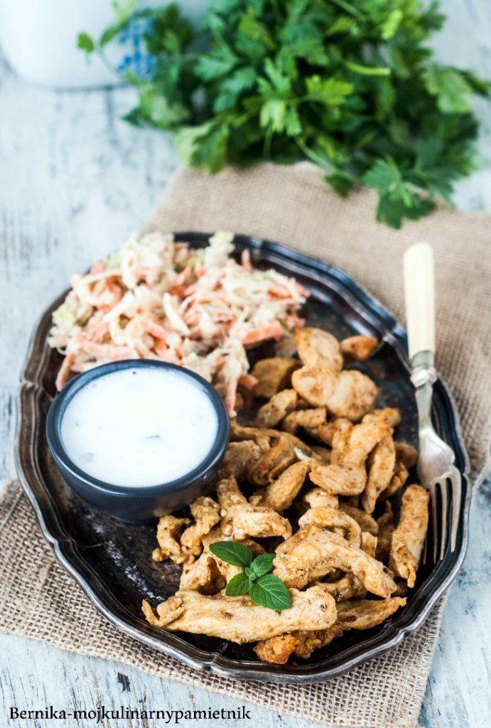 piers z kurczaka, shoarma, domowa przyprawa, obiad, arabska, bernika, kulinarny pamietnik