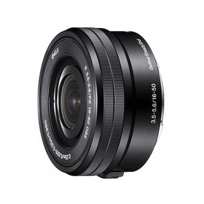 Used Sony 16 50mm Pz F 3 5 5 6 Oss Lens Mpb Com In 2021 E Mount Zoom Lens Sony