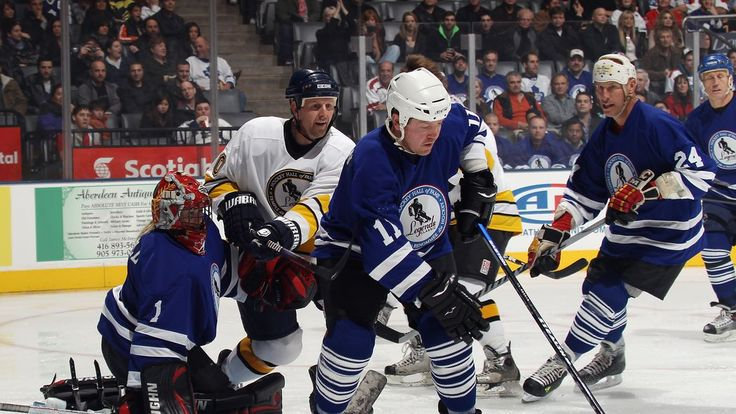 Leeman was fun to watch, and Sloan lost his Leafs career for union organizing.