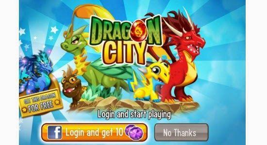 APK BARU: Dragon City v3.0.2.1 APK