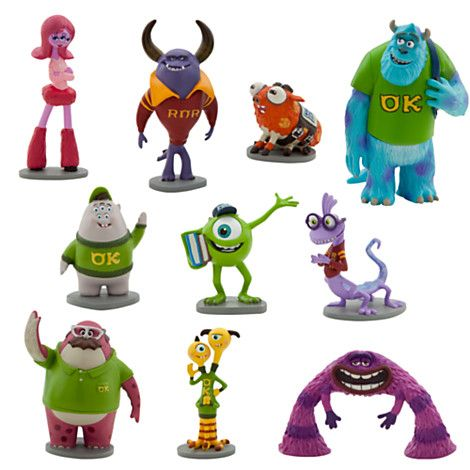 Monsters Inc Cake Toppers Amazon