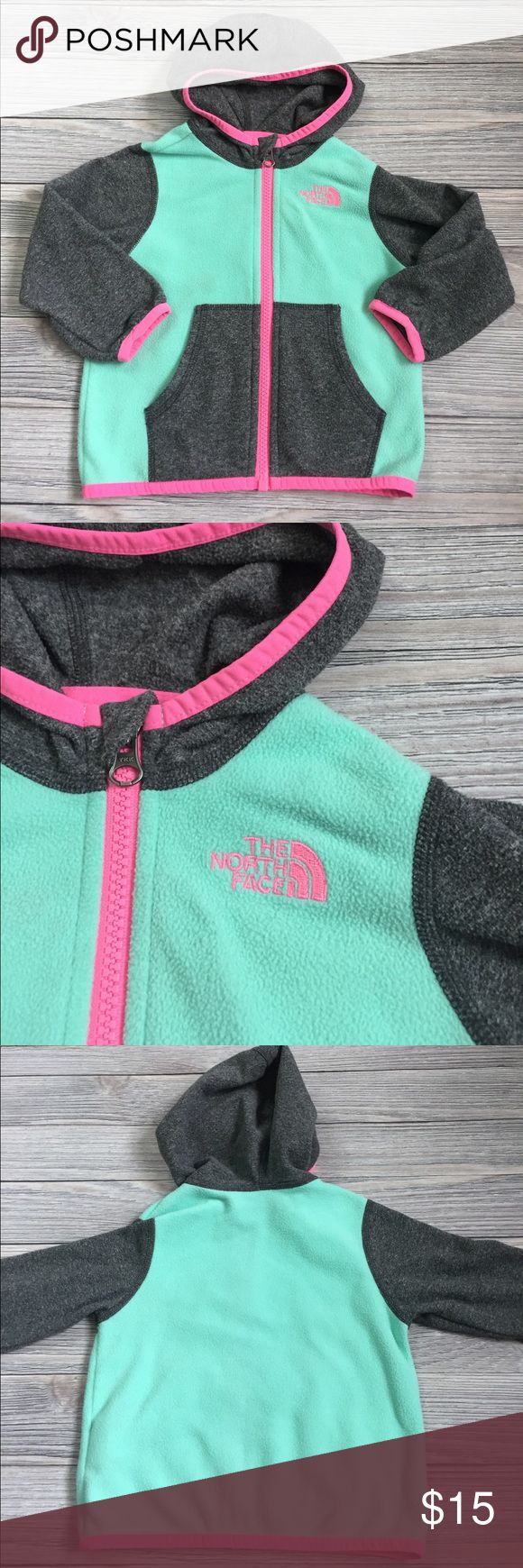 North Face Fleece Jacket Baby girl, North Face fleece jacket.  Excellent condition.  Smoke free/pet free home. The North Face Jackets & Coats