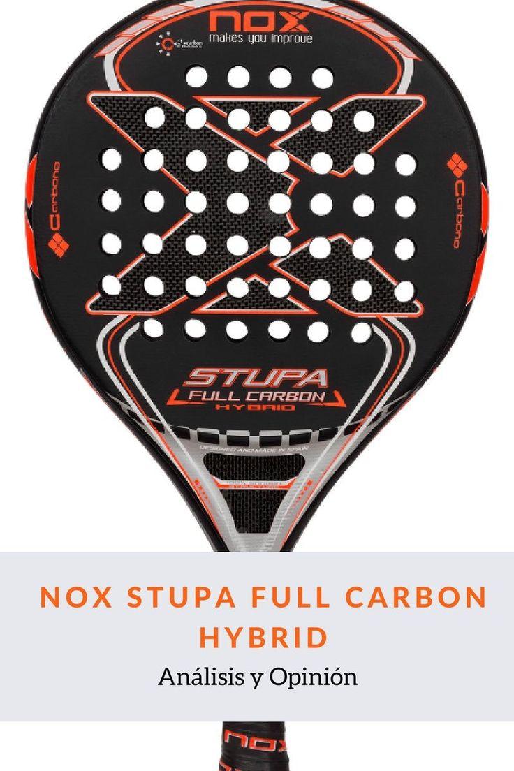 Análisis y opinión Nox Stupa Full Carbon Hybrid.