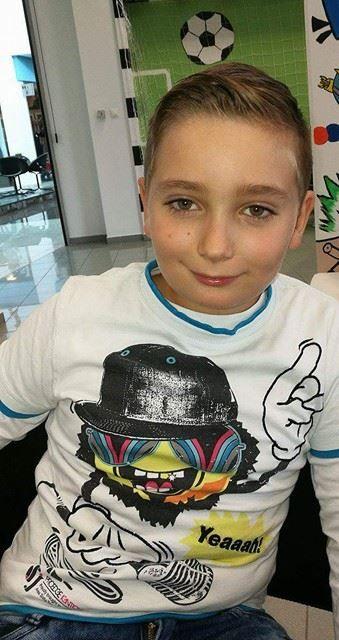 Každý chce vyzerať k svetu, my mu s tým pomôžeme vďaka šikovným ručičkám našich kaderníčok. #detskekadernictvo #kadernictvo #kadernictvotrnava #trnavaarkadia #arkadiatrnava #kidshaircut #hairstyle #boy #boyahaircut