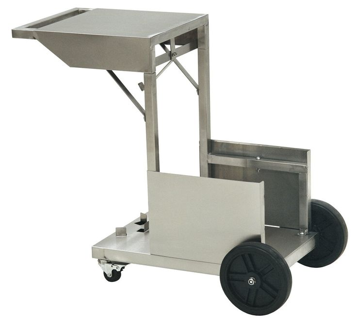 Bayou Classic Outdoor Fryer Cart - For 4 Gallon Fryers