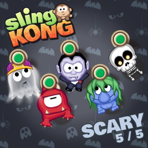 Scary 5/5! #SlingKong http://onelink.to/slingkong