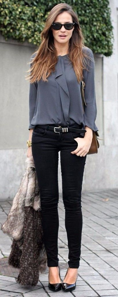 street style  blusa