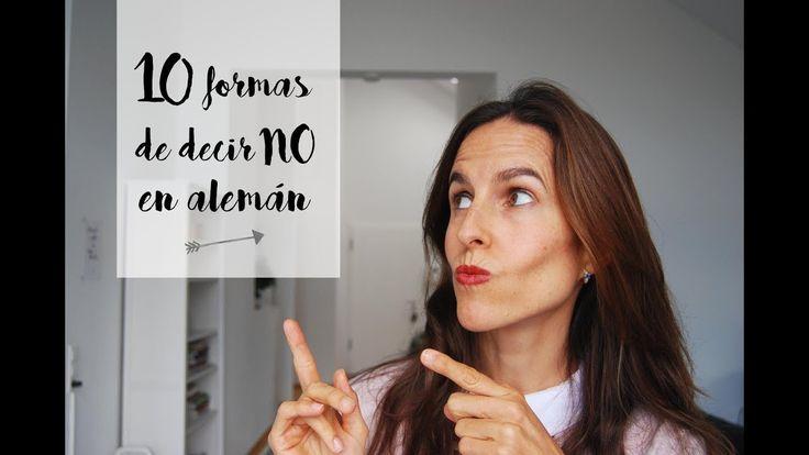 """10 formas de decir """"no"""" en alemán"""