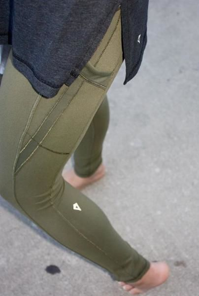 side pockets hold anything you need. | Warrior Princess Pant