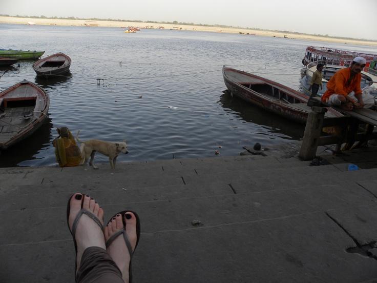 Dashashwamedh Ghat - Varanasi, India